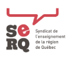 Syndicat de l'enseignement de la région de Québec